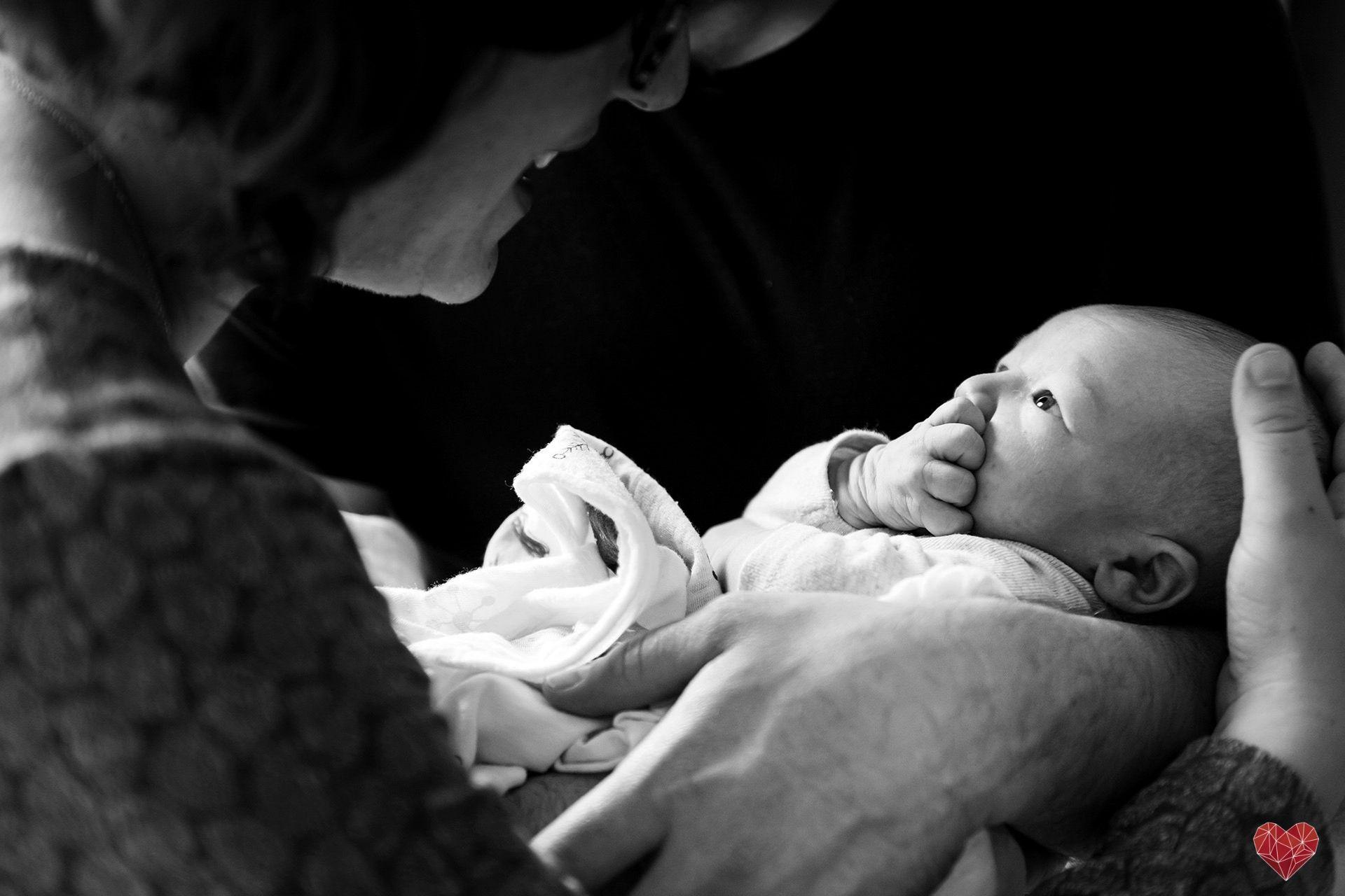 Sesiones de recién nacido