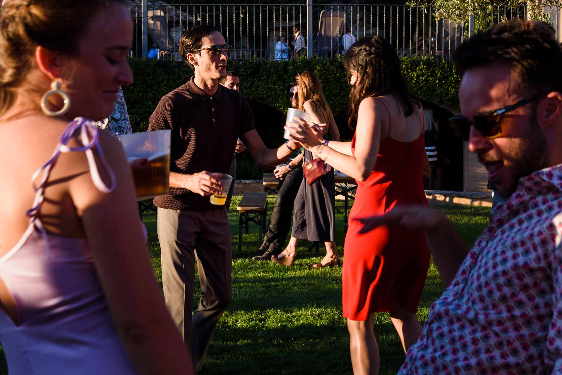 Fotografo de bodas en Arnes