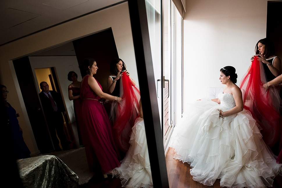Las fotos que no pueden faltar del día de tu boda