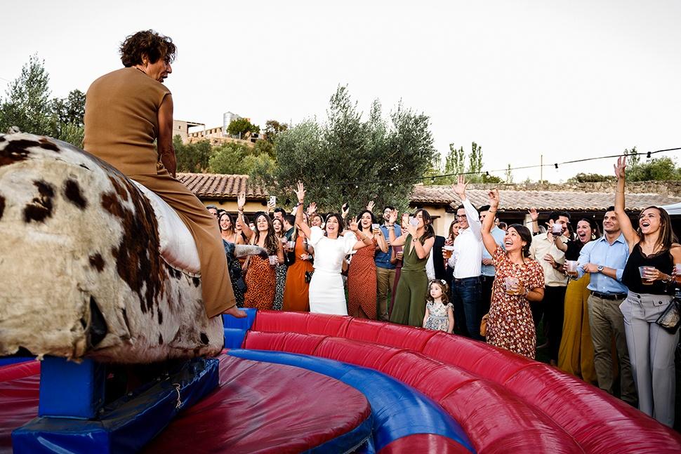 Animar una boda