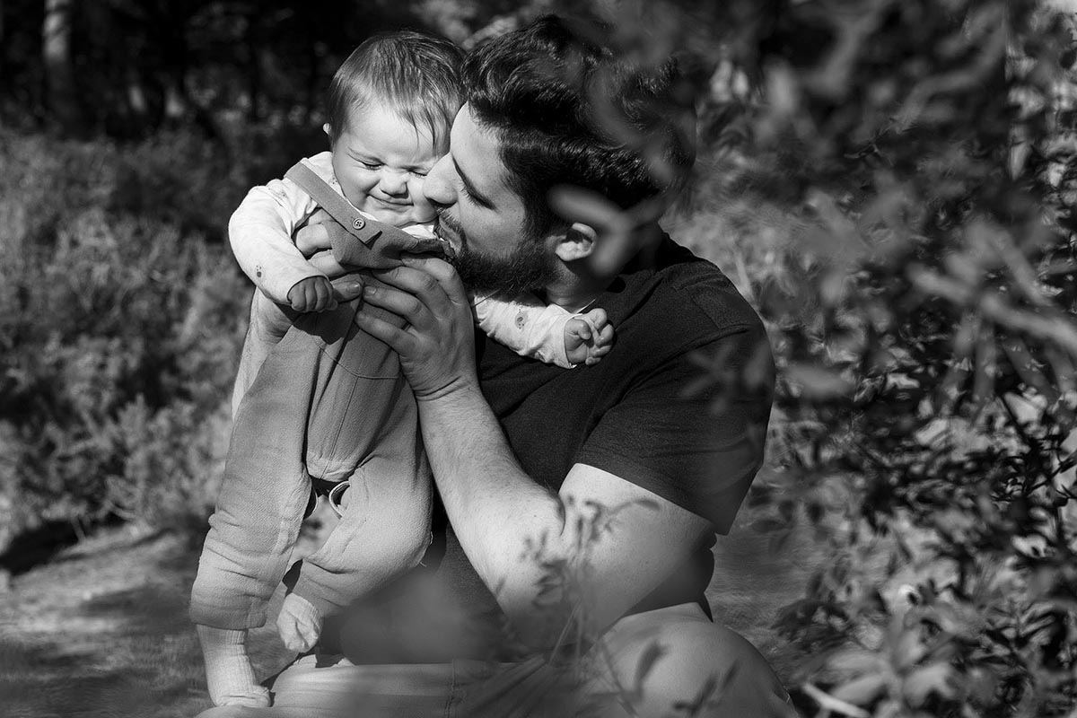 sesión fotos día del padre tarragona