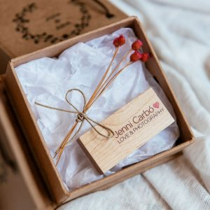 packaging bodas