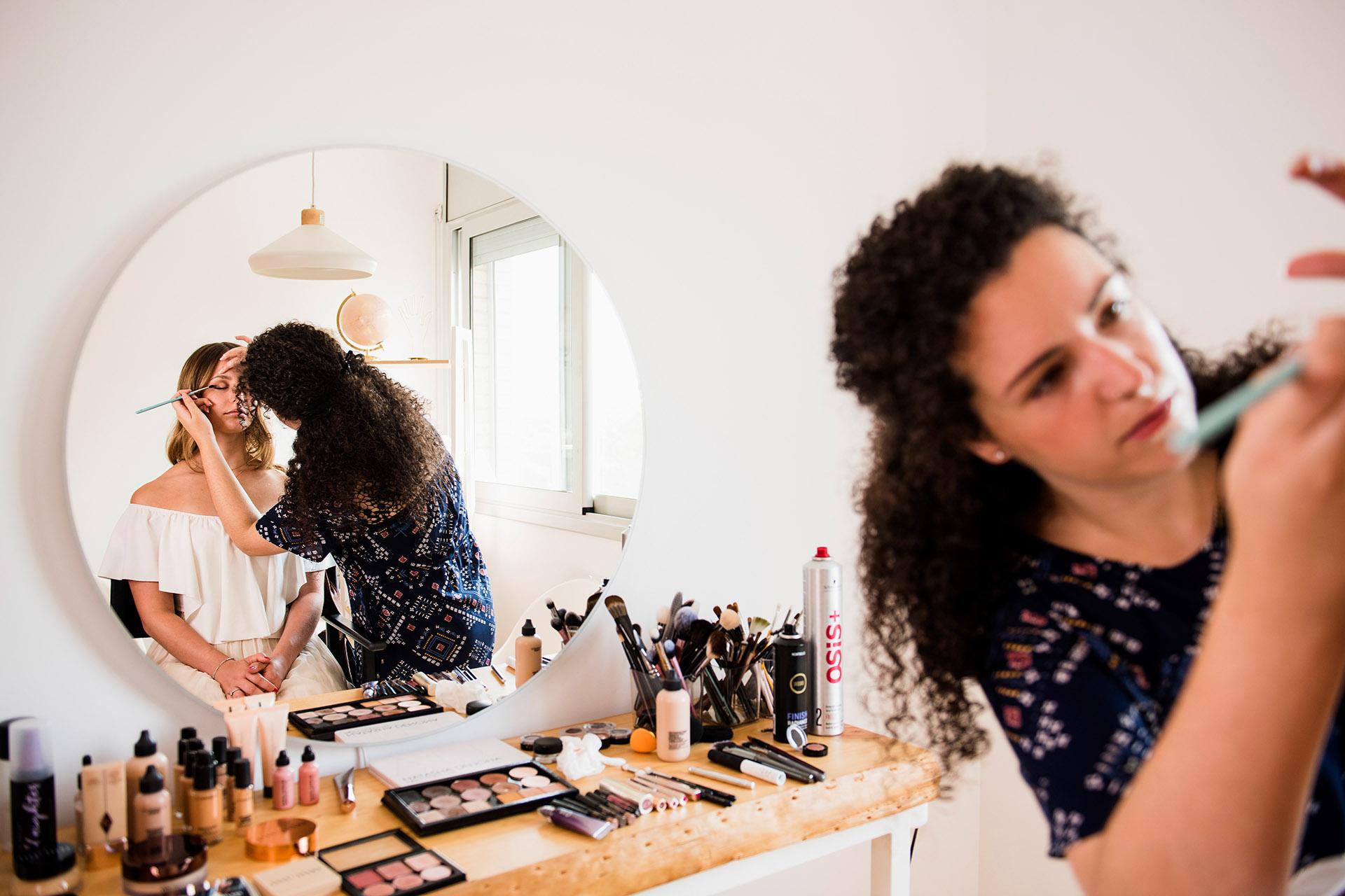 Maquillaje para novias en Tarragona