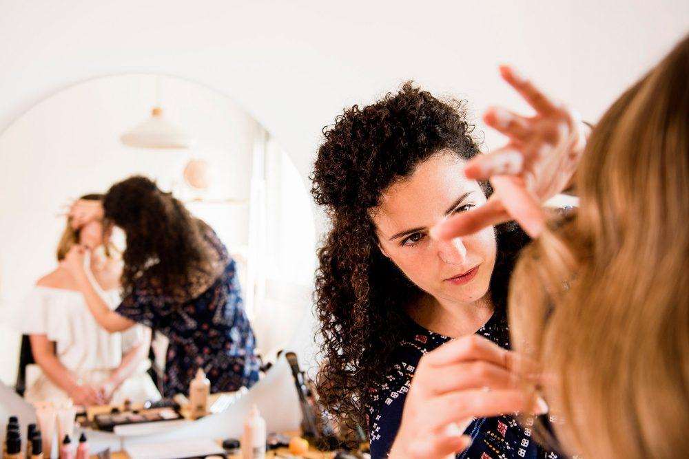 Maquillaje y peluquería para novias en Tarragona
