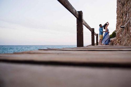 Pre boda en Tarragona